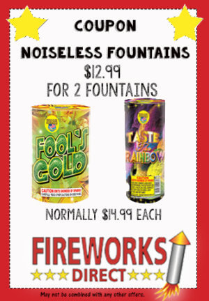Noiseless Fountain Coupon